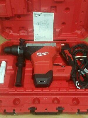 Milwaukee 5546-21 1-34 Sds Max Rotary Hammer Drill