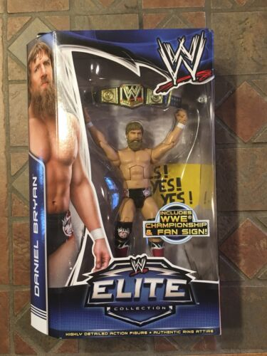 Wwe Elite Collection Series #28 Daniel Bryan Figuremattel