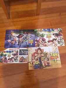 Toy Story 3 puzzle set Doncaster East Manningham Area Preview