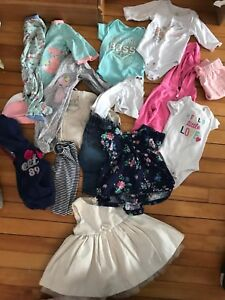 Baby Girl size 3 month clothes