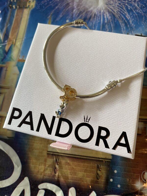 2021 Disney Parks Mickey Walt Disney World 50th Anniversary Bracelet PANDORA