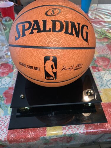 San Antonio Spurs 2007 NBA Finals Champions Game Ball  -Limi