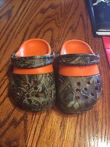 Baby crocs size 5