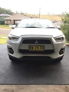 2013 Mitsubishi ASX Wagon Muswellbrook Muswellbrook Area Preview
