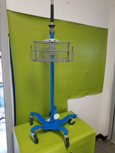 Dinamap Critikon Procare Carescape Patient Monitor Rolling Stand. Patient Mon