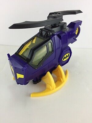 Fisher Price Imaginext DC Friends Batgirl Helicopter