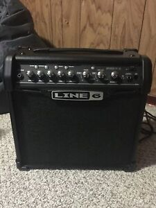 Line 6 Spider lV 15 Guitar Amp