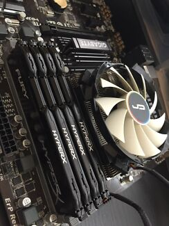 Hyper x 16 gb kit DDR3 1600mhz