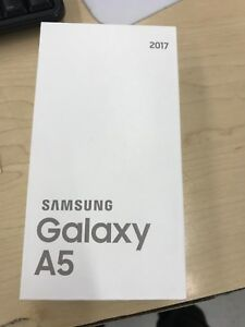 Brand new, sealed Telus/Koodo Samsung Galaxy A5 (2017)