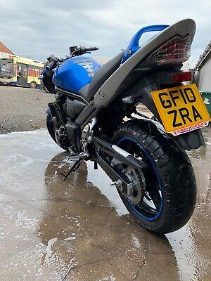 Suzuki GSX650F Naked