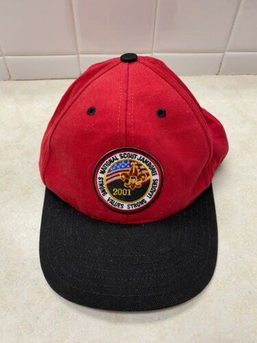 2001 National Jamboree Staff Hat