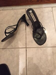Steve Madden Leather Sandals