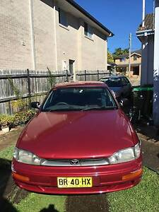 1999 Toyota Camry Sedan North Ryde Ryde Area Preview