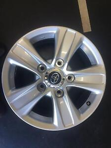Toyota Land Cruiser 200 SERIES CURRENT MODEL WHEELS Nailsworth Prospect Area Preview