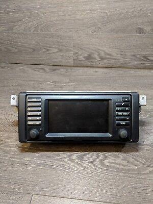 GENUINE BMW E39 5 SERIES NAV SAT NAVIGATION GPS SYSTEM 6913387 8385454 for sale  Brentwood