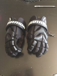 Lacrosse gloves ,arm guards,kidney pads