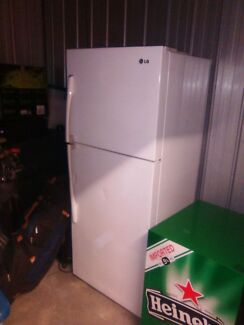 LG Fridge used Glendenning Blacktown Area Preview