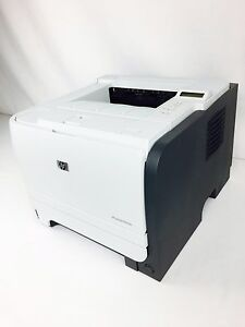 HP LaserJet P2055DN Laser Printer - 6 MONTH WARRANTY - LOW PAGE COUNT RETURNS