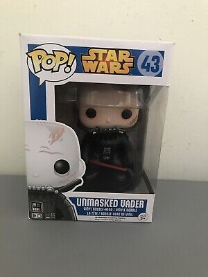 Pop Vinyl Star Wars Unmasked Vader 43