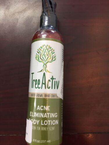 TreeActiv Acne Eliminating Body Lotion 8 fl oz   Clears Body