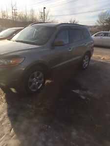 2008 Hyundai Santa Fe Limited ( Fully Loaded!!!! )