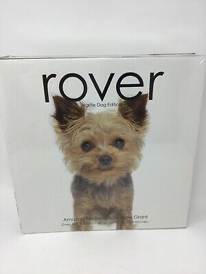 Rover Haute Dog Edition by Amanda Hedlund & Andrew Grant New Sealed