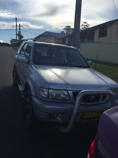 2002 Holden Frontera Wagon Cardiff South Lake Macquarie Area Preview