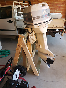 115v4 outboard motor Stirling Stirling Area Preview