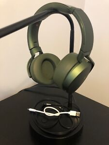 Sony Over-Ear Noise Cancelling Wireless Headphones with Mic