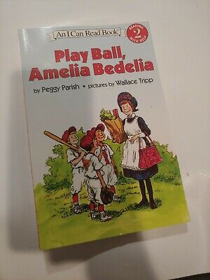 Play Ball, Amelia Bedelia (I Can Read Level 2) by Parish, Peggy