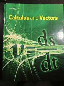 Nelson Calculus and Vectors