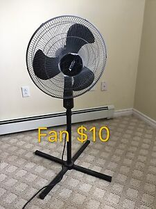 Moving sale - Fan & air conditioner