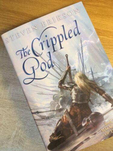 The Crippled God by Steven Erikson - Subterranean Press