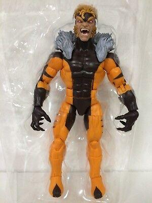 IN STOCK!  Marvel Legends X-Men SABERTOOTH SABRETOOTH *NO Apocalypse BAF