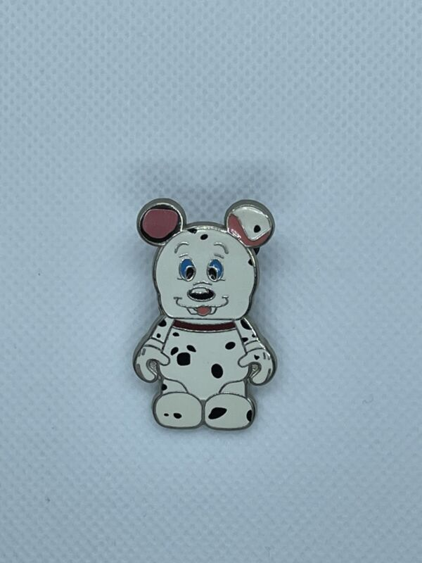 Disney Pin 71995 Vinylmation Mystery Pin Collection Park #2 101 Dalmatian Puppy