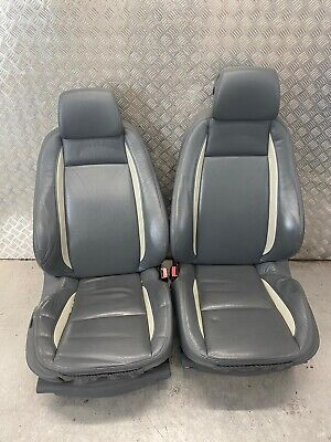Saab 9-3 Full Set Of Leather Seats With Door Cards 2006