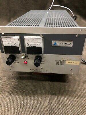 Lambda Lk342a Fm Regulated Dc Power Supply