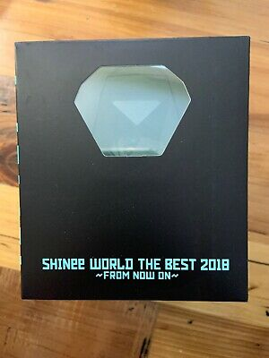 Best Light Sticks (SHINee WORLD THE BEST 2018 Pen Light stick FROM NOW ON Limited Official Japan)