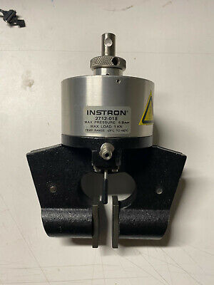 Instron 2712-018 Pneumatic Action Grips Tensile Tester