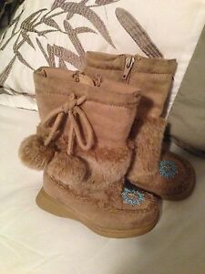 Spring/Fall Toddler girls boots