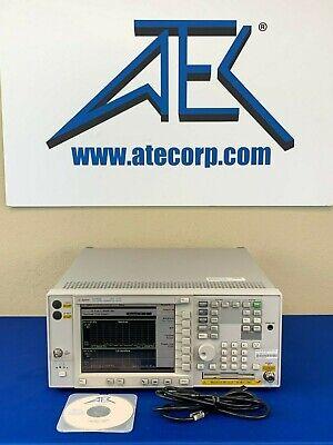 Agilent E4406a 7mhz-4ghz Vector Signal Analyzer Option Set 4