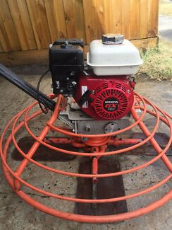 Concrete Trowel Machine $1,000