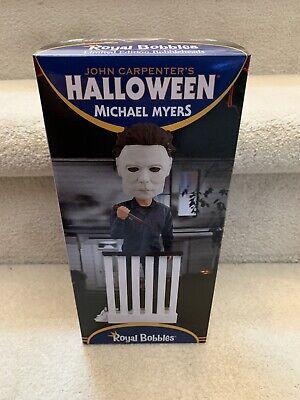 Classic Halloween Michael Myers Bobblehead from John Carpenter's 1978s Halloween