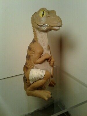 Jurassic Park JP 56 T-Rex Baby Hatchling Amblin Hasbro Dinosaur No Egg for sale  Oak Park
