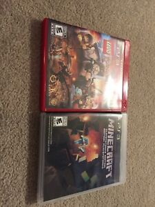 PS3 Video Games (Both)