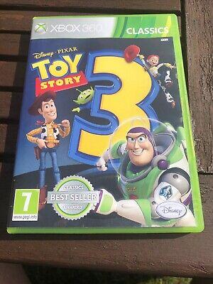 Disney Toy Story 3 Xbox 360 - Pal - FREE FAST UK POSTAGE!