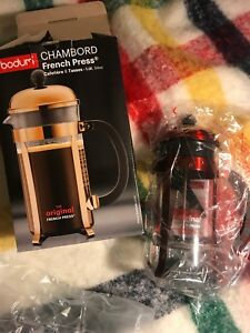 Brand New Bodum Chambord French Press