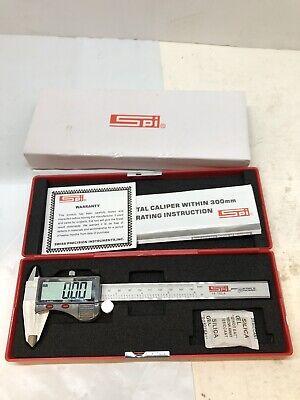 Spi 14-792-6 Digital Caliper Within 300mm
