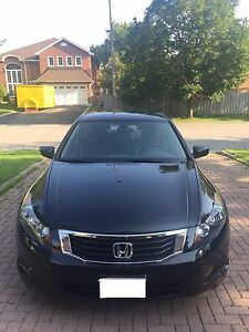 Honda Accord 2009 Low KM excellent condition