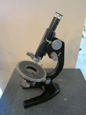 Optical Vintage Antique Microscope Ernst Leitz Petrograph As Is Optics Lobby